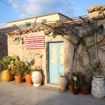 Marzamemi, ancien village de pêcheurs